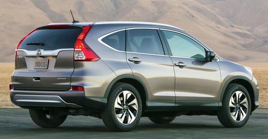 Honda-CRV-zad
